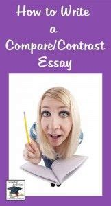 College compare and contrast essay introduction